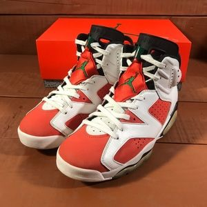 "Air Jordan 6 Retro  ""Gatorade"" Sz 9"